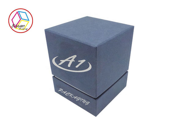 Chiny Festival Present Cardboard Candle Boxes 400g Coated Paper OEM Service fabryka